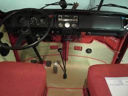 volkswagen bus interior vw bus camper interior robin alexandra u0027s super bus u2014 stock image