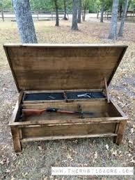 gun display coffee table if you have gun u0027s worth displaying
