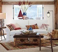 quick ship pb comfort roll arm slipcovered sofa pottery barn