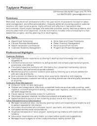 Resume Samples Retail Management by Order Processing Resume Free Resume Example And Writing Download