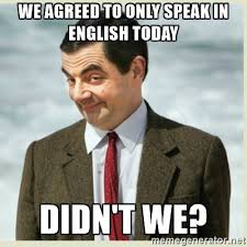 Speak English Meme - download speak english meme super grove