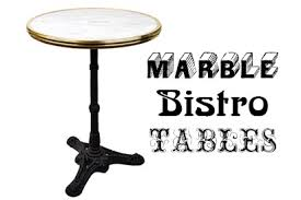antique marble bistro table bonnecaze absinthe home absinthe wares french bistro tables