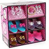 Dress Up Vanity Amazon Com Pink Princess Make Up Vanity Table For Little Girls