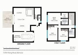balmoral floor plan 1 254 riding road balmoral qld 4171 sold realestateview