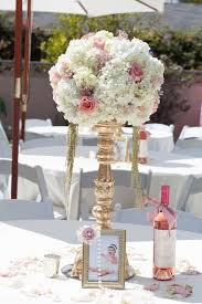 centerpieces for baptism pink and gold baptism party ideas baptism party centerpieces