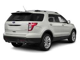 2014 ford explorer price trims options specs photos reviews