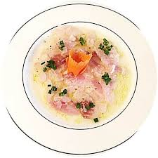 dorade cuisine sea bream carpaccio recipe by cuisine inspired