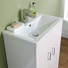 minimalist vanity white minimalist 600mm vanity unit 140 at cheap suites