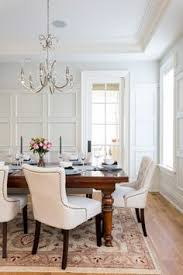 French Dining Room Great Paint Color And Decor In Traditional - Traditional dining room chandeliers