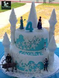 Disney Frozen Birthday Cake Disney U0027s Frozen Cakes Pinterest