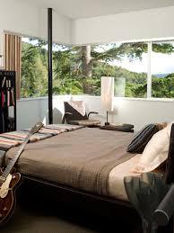 chambre homme design déco chambre à coucher au design créatif élégant et minimaliste