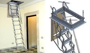scale retrattili per soffitte scale per interni guida alla scelta e alla progettazione