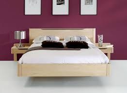 chambre a coucher chene massif moderne chambre contemporaine lilla chêne massif vente meubles de chambre