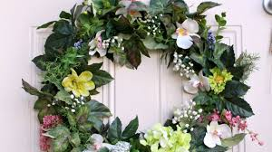 flower wreath create a stunning floral wreath in 30 minutes diy guidecentral