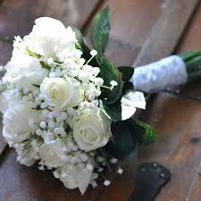 Wedding Flowers Keepsake Silk Wedding Bouquet Wedding Bouquet From Hollysflowershoppe On
