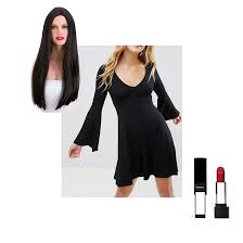 Morticia Addams Dress 5 Cosplay Ideas For Quick Halloween Costumes Bulleblue Cosplay