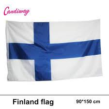 Poly Flag גלריית סיטונות Finland Flag קנו מחיר נמוך Finland Flag רבים ב
