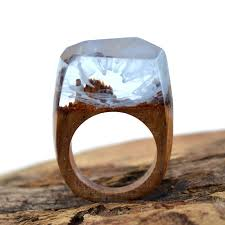 wood engagement rings wood engagement ring picture more detailed picture about