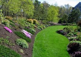 Backyard Slope Ideas Landscaping Ideas On A Slope 6056