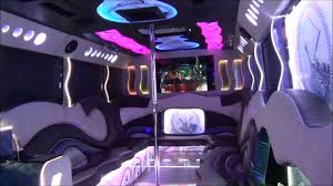 party bus prom 2015 party bus odyssey by elite chicago limo youtube