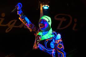 glow show tonight eli porter cd release show guerrilla candy