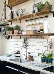 rangement mural cuisine etagere cuisine alinea cuisine astuces rangement et vibes