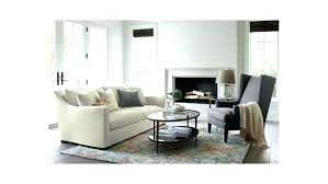 living spaces side tables crate and barrel console table crate and barrel coffee table perfect