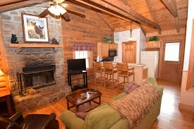 branson woods 1 bedroom pet friendly log cabin