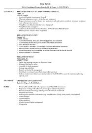 hospital resume exles rehab technician resume sles velvet