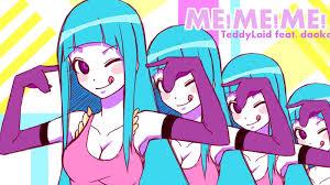 Me Me Me Male Version - me me me know your meme