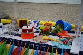 summer party ideas little ginger