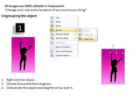 dance music powerpoint templates editable ppt slides powerpoint
