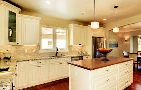 kitchen ideas with cream cabinets cream colored kitchen cabinets sweetlooking cabinet design