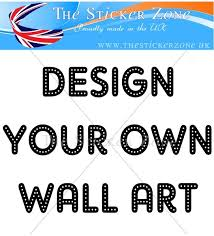 Custom Wall Quote Stickers Uk Personalized Family Name Art Wall - Wall sticker design your own