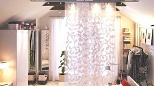 Room Separator Curtains Amusing Ikea Room Divider Curtains 56 About Remodel Large Dog For