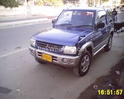 Mitsubishi Pajero 1999 For Sale In Karachi Pakwheels