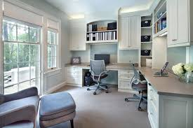 Home Office Built In Furniture Built In Home Office Cabinet Veseli Me