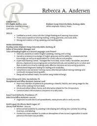 Chiropractic Resume Examples Of Resume Skills Lukex Co
