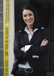Cast Of Designated Survivor by Paget Brewster As Emily Prentiss In The Set Of Abc Series