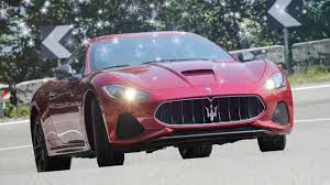 maserati cambiocorsa body kit news 2018 maserati granturismo first drive automotive youtube