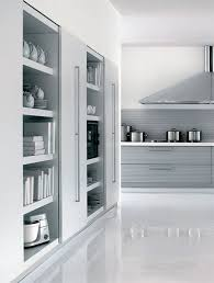 kitchen cabinet sliding doors modern kitchen by schiffini cinqueterre anodized aluminium