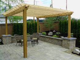 Covered Gazebos For Patios by Pergolas Patios Wonderfull Graphic