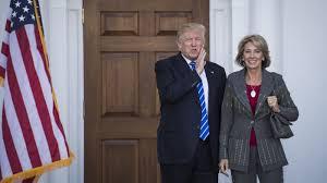 Who Is A Professional Secretary Trump Chooses Betsy Devos For Education Secretary Npr Ed Npr
