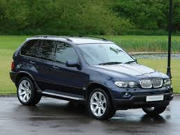 Bmw X5 Blue - current inventory tom hartley