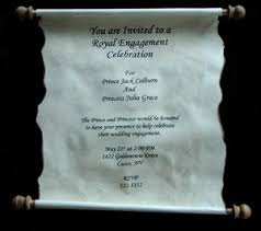 Scroll Invitations Diy The 25 Best Scroll Invitation Ideas On Pinterest Royal Princess