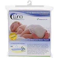 Hypoallergenic Crib Mattress Premium Hypoallergenic Waterproof Crib Mattress
