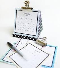 Small Desk Calendar 2015 113 Best Calenders Images On Pinterest Diy Bullet Journal And