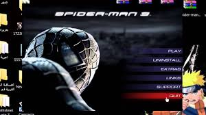 download spider man 3 english free pc version download
