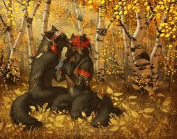 autumn u0027s blessing by katiehofgard on deviantart