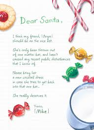 dear santa card cardstore
